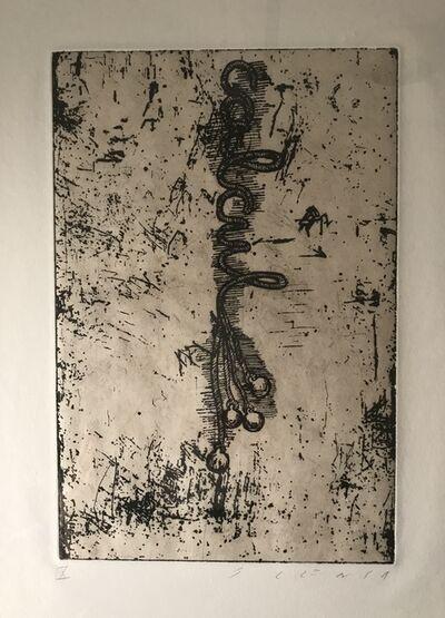 Jaume Plensa, 'Montsalvatge I', 1993