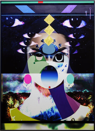 Michael Bevilacqua, 'She's whatever she wants to be III ', 2020