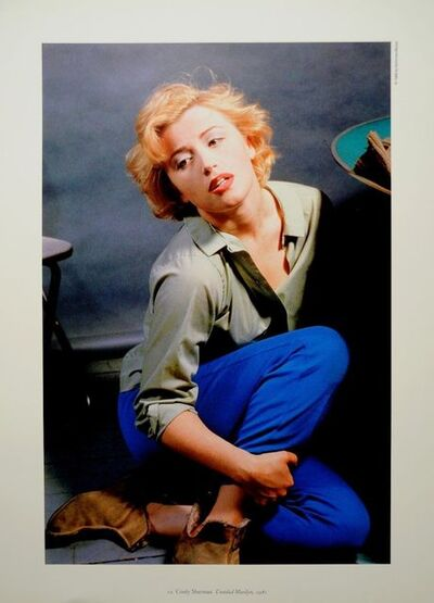 Cindy Sherman, 'Marilyn ', 1999