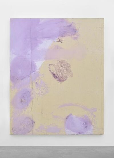 Julian Schnabel, 'Later That Day', 1990