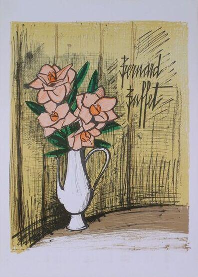 Bernard Buffet, 'Bouquet De Fleurs', 1973
