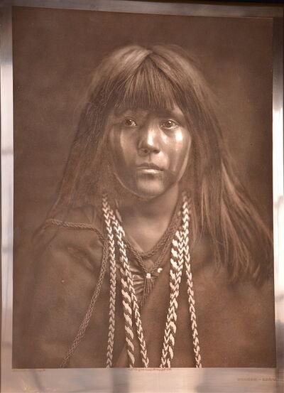 Edward Sheriff Curtis, 'Mosa - Mohave', 1903