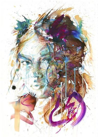 Carne Griffiths, 'First Sight', 2017