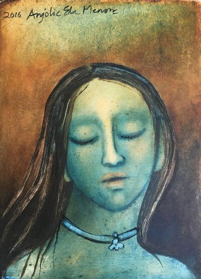 Anjolie Ela Menon, 'Maya', 2017