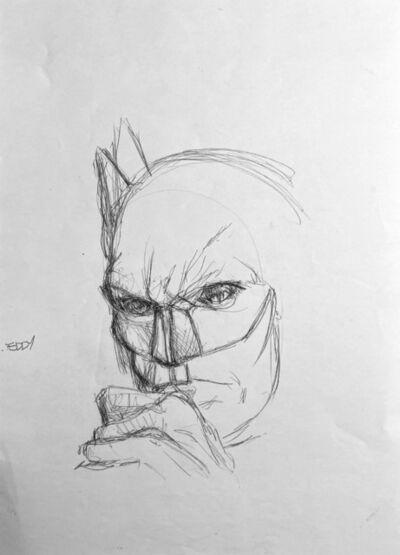 Juan Gimenez, 'Batman: Headshot Preliminary Sketch', ca. 2010