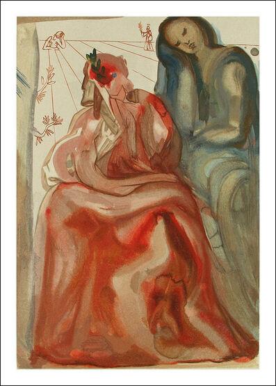 Salvador Dalí, 'Dante's Confession, The Divine Comedy', 1960