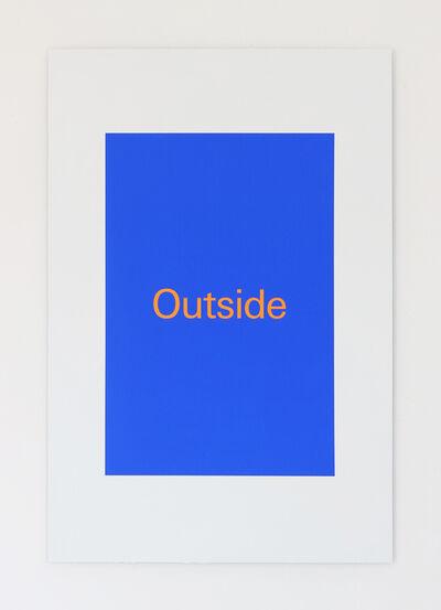 Alex Clarke, 'Outside', 2018