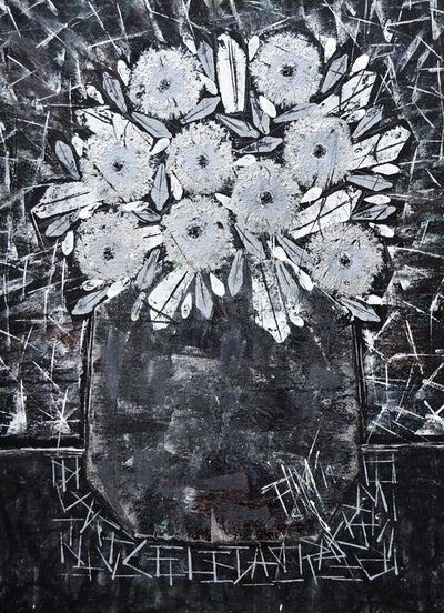 Franck de las Mercedes, 'Posinegative Arrangement ', 2019
