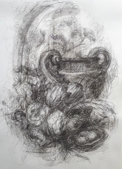 Svetlana Sokolovskaya, 'Big vase', 2019