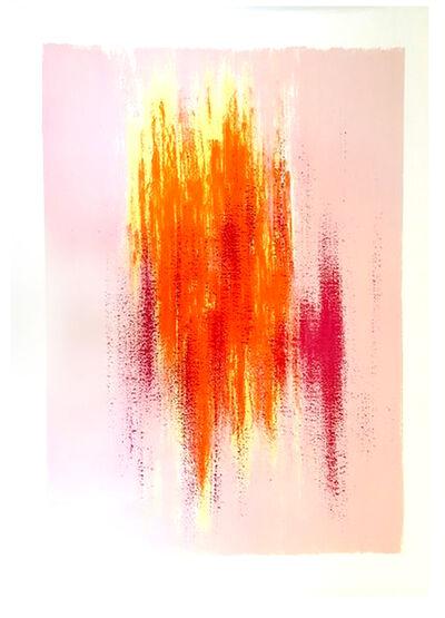 """Pierre Lamby, 'Original Lithograph """"Lava"""" by Pierre Lamby', Circa 1970"""