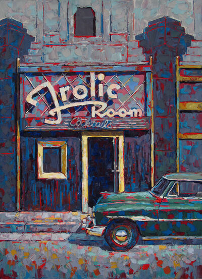 Raymond Logan, 'Frolic Room', 2020