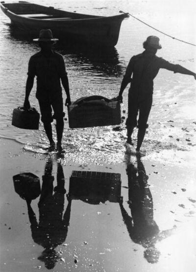 Rodrigo Moya, 'Espejo d arena, Empalme, Sonora', 1978