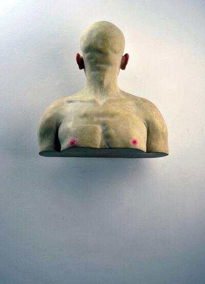 Bogdan Rata, 'Self to the Wall', 2008