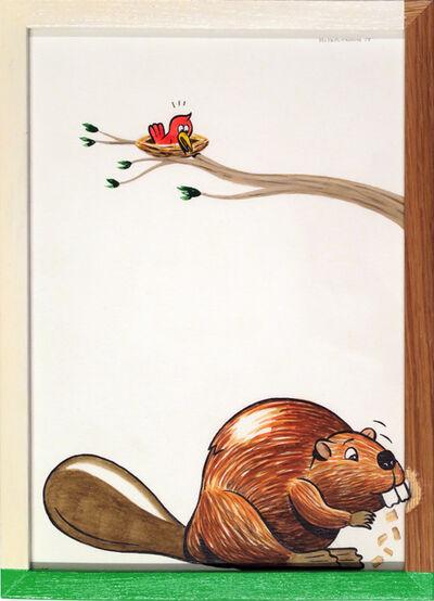 HuskMitNavn, 'The Beaver', 2017