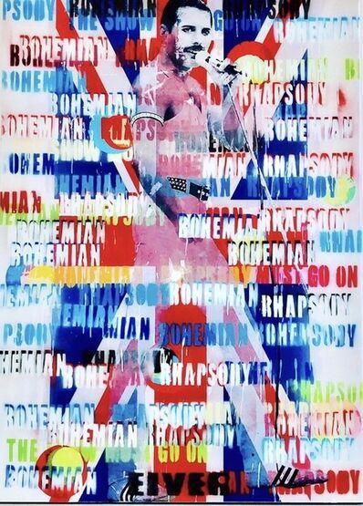 Eileen Verkooij, 'Freddie Mercury', 2019