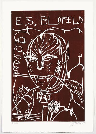 Jonathan Meese, 'Mr. Apfelmissiblofeldirn', 2008