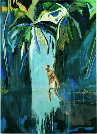 Peter Doig, 'Pelican (Stag)', 2003