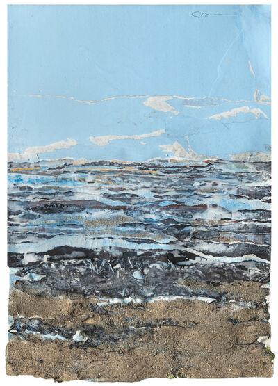 Gottfried Salzmann, 'Algues et sable', 2018