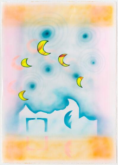 Catherine Haggarty, 'Moon 1', 2018