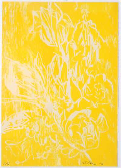 Roger Herman, 'Untitled Yellow Flower', 2006