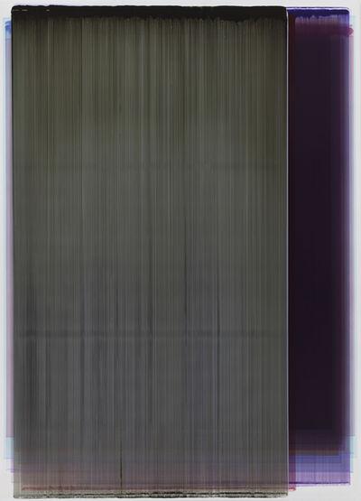 Seungtaik Jang, 'Layer Colors Painting 150-1', ca. 2019