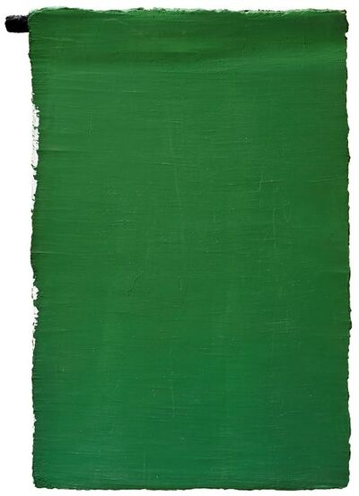 Angel Alonso, 'Green', 1990-1993