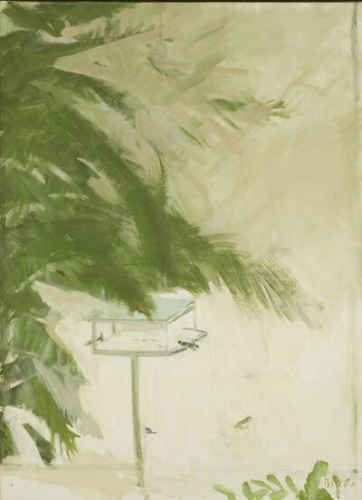 Janice Biala, 'The Birdfeeder', 1983