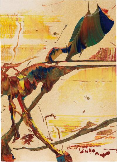 Gerhard Richter, 'Ohne Titel', 20 September 2009