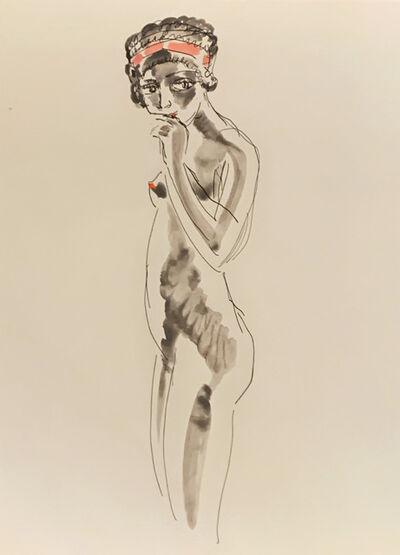 Kees van Dongen, 'Nude', 1966
