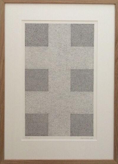 Jan Schoonhoven, 'T 80-49', 1980