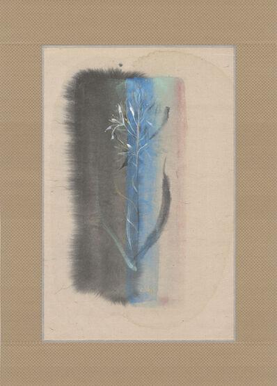 Makoto Fujimura, 'Camassia I  藍色百合花 I', 2016