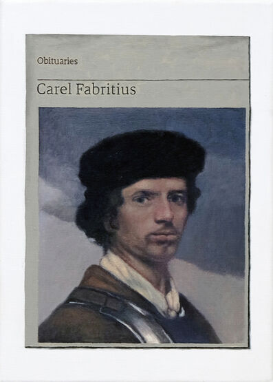 Hugh Mendes, 'Obituary: Carel Fabritius', 2019