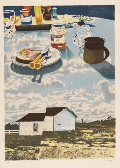 Howard Kanovitz, 'Windmill Antiles'