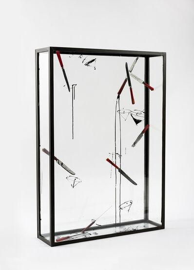 Rebecca Horn, 'Dance of Knives', 1988