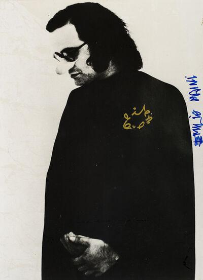 Emilio Prini, 'Senza titolo'
