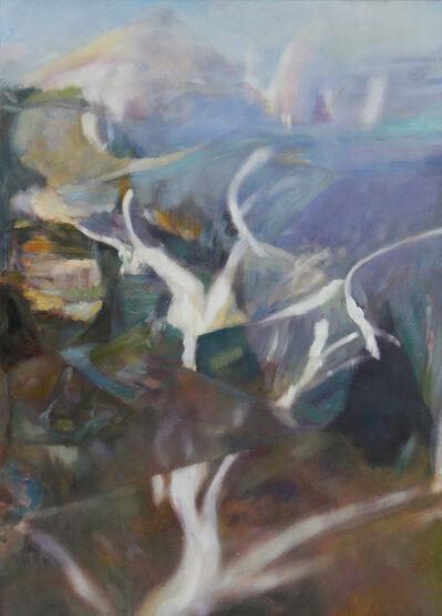 Mirel Vieru, 'Discontinuity and Evolution II', 2017