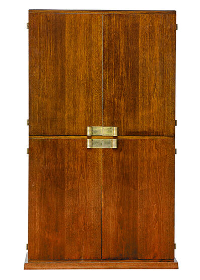 Tommi Parzinger, 'Illuminated bar cabinet, New York', 1960s