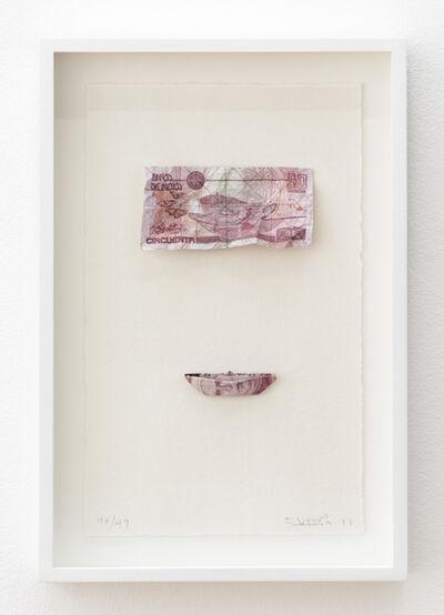 Abraham Cruzvillegas, 'Impression sur toile, peinture acrylique', Ichárhuta