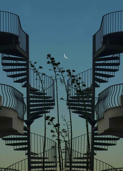 KangHee Kim, 'Stairway to the Moon', 2019