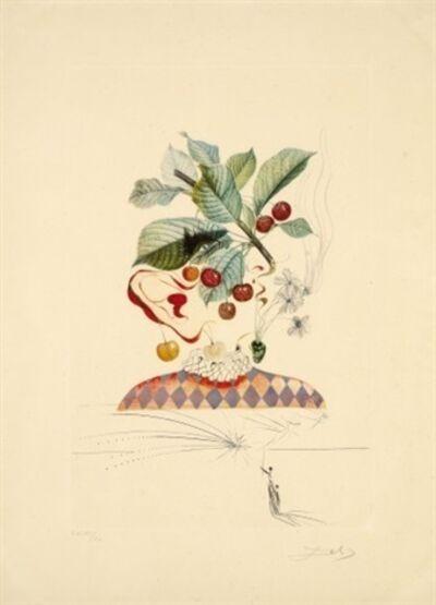 Salvador Dalí, 'Flordali - Cerises Pierrot', 1969