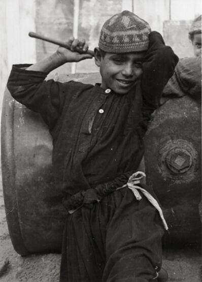 Ellen Auerbach, 'Arab Boy, Palestine', 1934