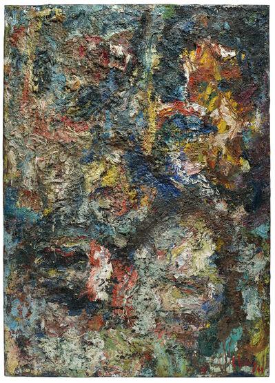 Eugène Leroy, 'Composition', 1968-69