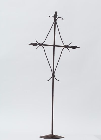 Georges Liautaud, 'Cross', ca. Late 1950's