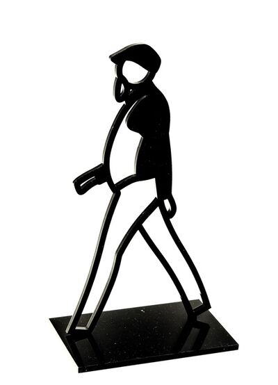 Julian Opie, 'Suwon Invite (Male)', 2017