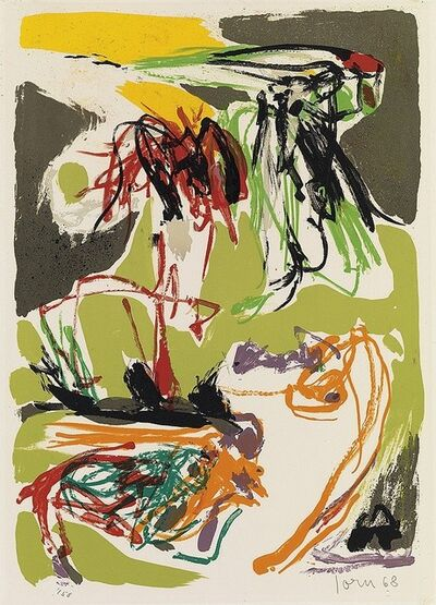 Asger Jorn, 'Untitled', 1968