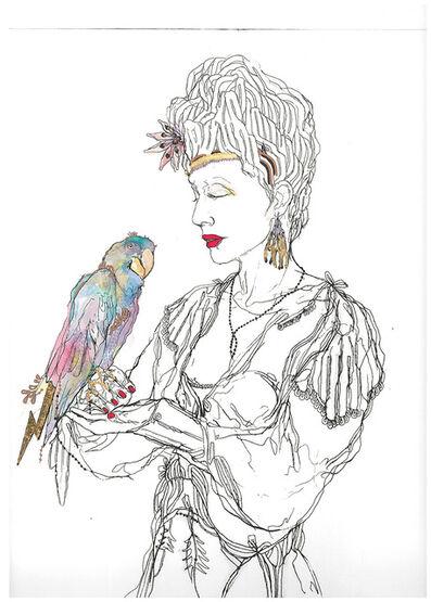 Elena Monzo, 'Parrot ', 2017
