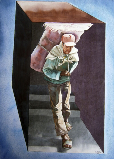 Emilio Torrez, 'Sweated labour', 1998