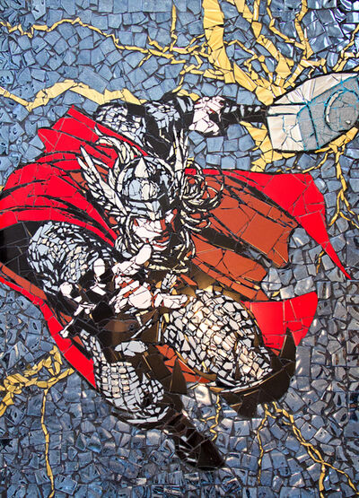 Jason Dussault, 'Thor', 2015
