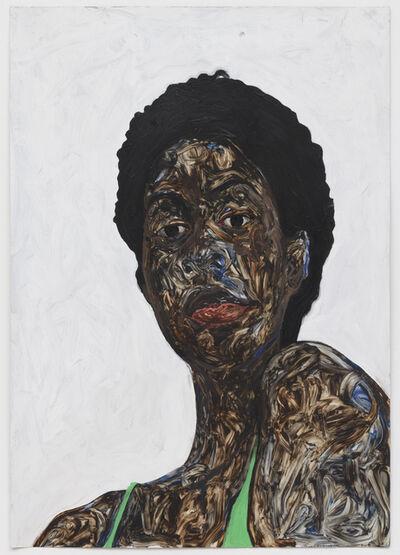 Amoako Boafo, 'Jourdana Philips', 2020