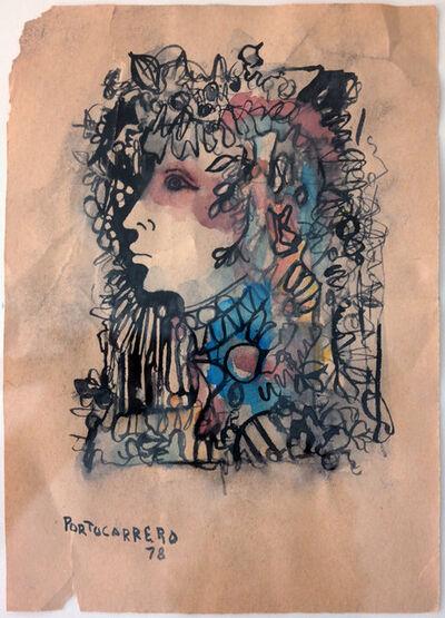 René Portocarrero, 'Flora', 1978
